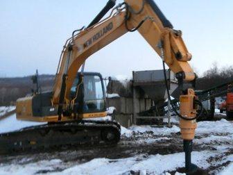 Просмотреть фото Навесное оборудование Буровое оборудование DRD-20 (Англия) на экскаваторы массой 11-45 тонн 32476411 в Челябинске
