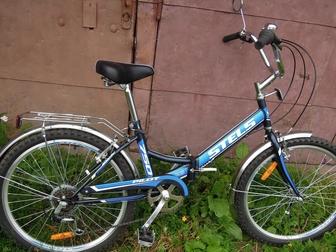 Уникальное фото Другие спортивные товары новый велосипед 7 скоростной stels 35849203 в Иваново