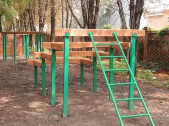 Скачать бесплатно фотографию  Хомуты и спортивное оборудование для воркаута, детские площадки 38422892 в Иваново
