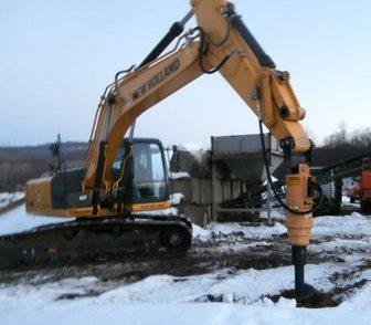 Фотография в Спецтехника Навесное оборудование Буровое оборудование DRD-20 (Англия) на экскаваторы в Челябинске 520000