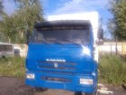 Скачать бесплатно фото Фургон Камаз с изотермическим фургоном тушевозом на шасси 65117 2013 г, в, 33170293 в Ижевске