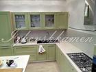 Смотреть фото Кухонная мебель Столешницы из искусственного камня, изделия из искусственного камня 38023695 в Ижевске