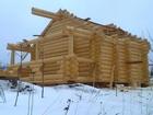 Изображение в Строительство и ремонт Строительство домов принимаем заказы на изготовление срубов любой в Москве 1000