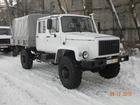 Увидеть фото Вахтовый автобус Бортовой автомобиль газ егерь 38833425 в Ижевске