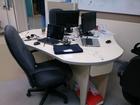 Уникальное фотографию Офисная мебель Стол трехместный компьютерный в офис 39300138 в Ижевске