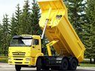 Свежее фотографию  Самосвалы на доставку сыпучих грузов 67152874 в Ижевске