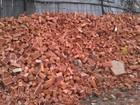 Скачать фотографию Строительные материалы Бой кирпича, бой пеноблока на отсыпку дорог 67363179 в Ижевске