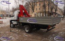 Продаю ГАЗ 33027 С КМУ Ferrari 330 (4м)