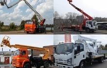 Аренда автовышки от 12 до 28 м в Ижевске и УР
