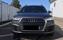 Audi Q7 3.0AT, 2015, внедорожник