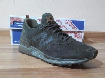 Смотреть фото Мужская обувь Оригинальные новые New Balance 574 68788660 в Ижевске