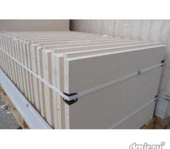 Изображение в Строительство и ремонт Строительные материалы Плита пазогребневая Кнауф   667*500*80мм в Ижевске 640