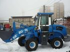 Фотография в   Выгодная цена на Погрузчик фронтальный ПК20-01 в Якутске 860000