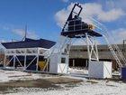 Новое изображение Строительство домов Мобильный бетонный завод К0МПАКТ-60 ZZBO (РБУ, БРУ) 34127718 в Якутске
