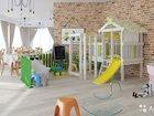 Детские игровые зоны для кафе и ресторанов