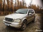Mercedes-Benz M-класс 3.2AT, 2001, 160000км
