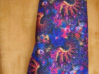 Свежее foto Женская одежда Юбки яркой расцветки из стёганого трикотажа 34315144 в Якутске