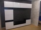 Смотреть фото Мебель для прихожей Стенка для гостиной на заказ в Ярославле 40633426 в Ярославле