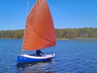 Увидеть изображение  Парусная яхта кэт бот «tom cat 12ft» 68275562 в Ярославле