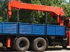 Уникальное фото  Услуги манипулятора от 10 до 15 тонн 69565084 в Ярославле