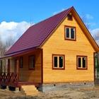 Новый дом на берегу Рыбинского моря