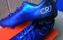 Бутсы Nike Mercurial Vapor CR7 новые размер 37, 5