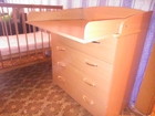 Просмотреть foto Детская мебель Продаю пеленальный комод 37861454 в Электростали