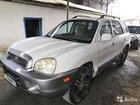 Hyundai Santa Fe 2.7AT, 2002, 70000км