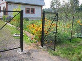 Уникальное фотографию Строительные материалы Ворота и калитки садовые 34050567 в Элисте