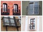 Кованые балконы и решетки на окна
