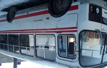 Продаём автобус ПАЗ-3205, год выпуска 1993, в хорошем состоянии