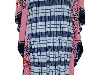 Уникальное изображение  Женские летние платья большого размера оптом 35909013 в Йошкар-Оле