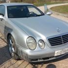 Mercedes-Benz CLK-класс, 1998, АКПП, 2, 0 бензин, 136 л, с
