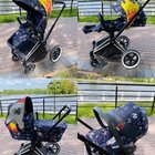 Коляска Cybex Priam Lux Space Rocket 3 в 1