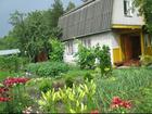 Продается дача в СНТ Заря около д. Крутицы. Двухэтажный дом