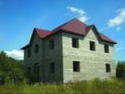 Продается дом в деревне Канищево, ул. Стрелецкая. Двухэтажны