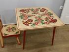 Скачать фотографию  Продаю детский столик и стул, 68028738 в Калуге
