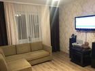 2 комнатная квартира, 2016 год постройки дома, монолит-кирпи
