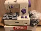 Швейная машина Zimber