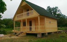 Новый дом от стройорганизации