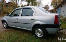 Renault Logan 1.6МТ, 2007, 183000км