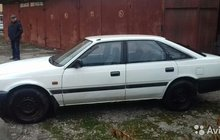Mazda 626 2.0МТ, 1988, битый, 269000км