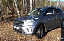 Hyundai Creta 1.6МТ, 2018, 55000км