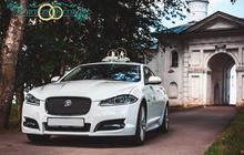 Прокат автомобилей для свадебного кортежа
