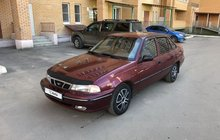 Daewoo Nexia 1.6МТ, 2008, 125000км