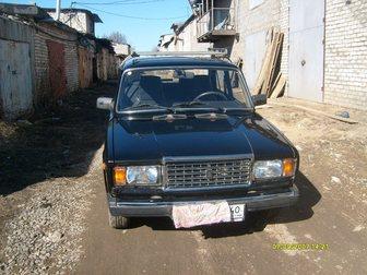 Фото ВАЗ 2107 Калуга смотреть
