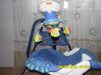 Просмотреть фото  продам люльку качалку 37392420 в Калуге