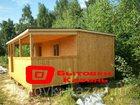 Смотреть фотографию  Строительство дачных домиков,дачных бытовок 33225799 в Казани