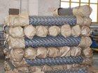 Фотография в Строительство и ремонт Отделочные материалы Сетка рабица оцинкованная, проволока 1, 6мм, в Казани 520