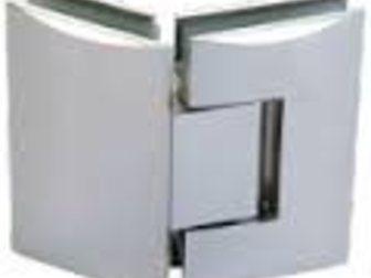 Смотреть foto Двери, окна, балконы Петли для стеклянных дверей 34064260 в Казани